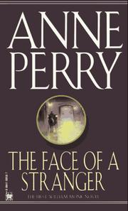 Cover of: The Face of a Stranger by Anne Perry