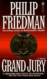 Cover of: Grand Jury | Philip Friedman