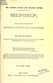 Cover of: Self-help by Samuel Smiles