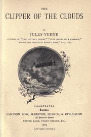 Cover of: Robur le conquérant | Jules Verne