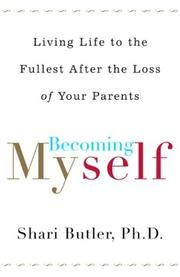 Cover of: Becoming Myself | Shari Butler