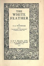 El Pluma Blanca ~ P. G. WODEHOUSE (1881 - 1975)