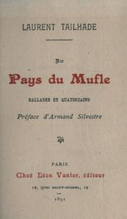 Cover of: Au pays du mufle by Laurent Tailhade