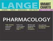 Cover of: Lange Smart Charts Pharmacology | Catherine E. Pelletier