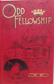 Cover of: Odd fellowship | Theodore A. Ross