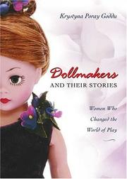 Cover of: Dollmakers and Their Stories | Krystyna Poray Goddu