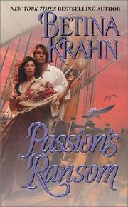 Cover of: PASSION'S RANSOM by Betina Krahn