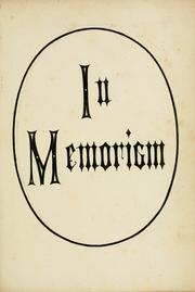 Cover of: In memoriam | Abraham Lincoln