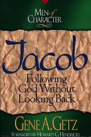 Cover of: Jacob by Gene A. Getz