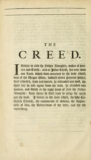 Cover of: An exposition of the creed by Pearson, John