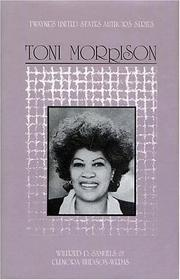 Cover of: Toni Morrison | Wilfred D. Samuels