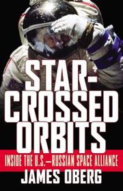 Cover of: Star-Crossed Orbits | James Oberg