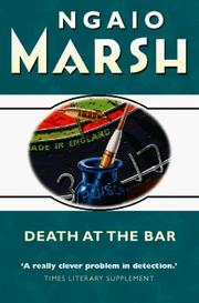 Death at the Bar (Roderick Alleyn #9)