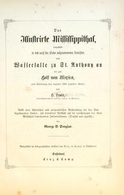 Cover of: Das illustrirte Mississippithal by Lewis, Henry