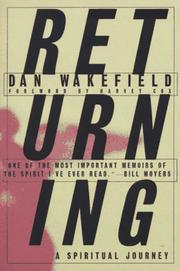 Cover of: Returning | Dan Wakefield