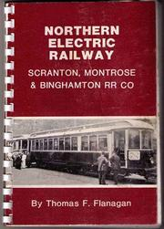 Cover of: Northern electric railway | Thomas F. Flanagan
