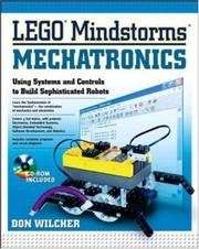 Cover of: LEGO Mindstorms Mechatronics | Don Wilcher