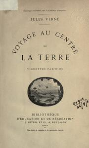 Cover of: Journey to the Center of the Earth | Jules Verne