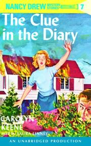Cover of: The Clue in the Diary (Nancy Drew Mystery Stories: #7 ) | Carolyn Keene