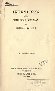 Cover of: Collected works by Oscar Wilde