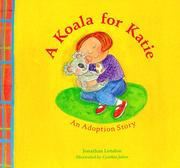 Cover of: Koala for Katie by Jonathan London