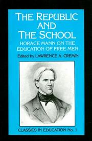 The republic and the school