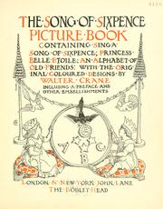 Song of sixpence picture book