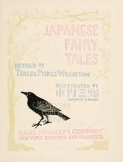 Cover of: Japanese Fairy Tales by Teresa Peirce Williston