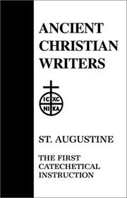 Cover of: 02. St. Augustine | Augustine of Hippo