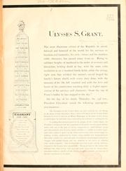 Cover of: Ulysses S. Grant | Michigan Central Railroad Company.