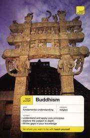 Cover of: Teach Yourself Buddhism by Clive Erricker