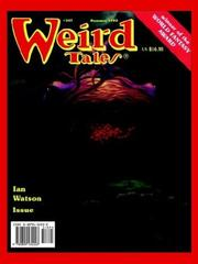 Cover of: Weird Tales 307-8 Summer 1993/Spring 1994 | Tanith Lee