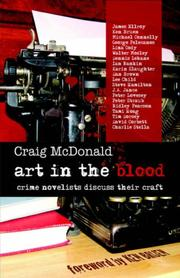 Cover of: Art in the Blood | Craig McDonald