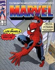 Cover of: Marvel (First Impressions) by Lee Daniels
