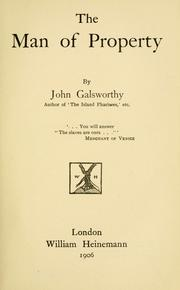 Cover of: The Forsyte Saga by John Galsworthy