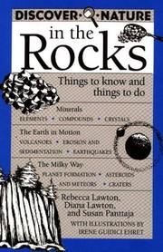 Cover of: Discover nature in the rocks by Rebecca Lawton