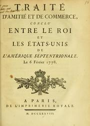 Cover of: Treaties, etc by France