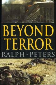 Cover of: Beyond Terror | Ralph Peters