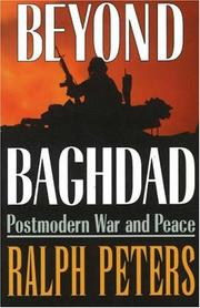 Cover of: Beyond Baghdad | Ralph Peters