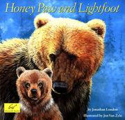 Cover of: Honey Paw and Lightfoot by Jonathan London