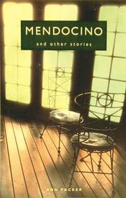 Cover of: Mendocino and other stories by Ann Packer