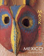Cover of: Mask arts of Mexico by Ruth D. Lechuga