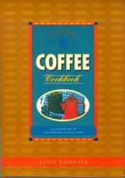 Cover of: Little Coffee Cookbook 95 (Little Cookbook) by Janet Laurence