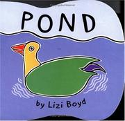 Cover of: Pond | Lizi Boyd
