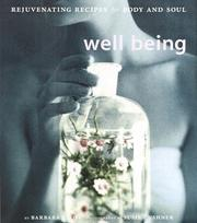Cover of: Well being | Barbara Close