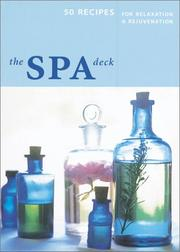 Cover of: Spa Deck | Barbara Close