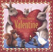 Cover of: The very special Valentine by Maggie Kneen