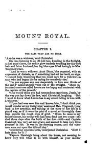 Cover of: Mount Royal: A Novel | Mary Elizabeth Braddon
