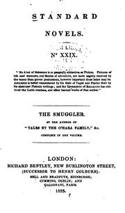 Cover of: The Smuggler: A Tale by John Banim