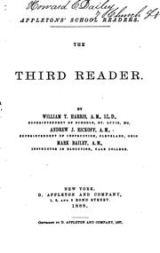 Cover of: The Third Reader by William Torrey Harris